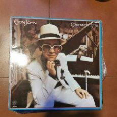Discos de vinilo: DISCO VINILO ELTON JOHN GREATEST HITS. Lote 194620891