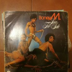 Discos de vinilo: DISCO VINILO BONEY M LOVE FOR SALE. Lote 194621193