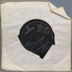 Discos de vinilo: SINGLE. THE HOLIES. DON'T RUN AND HIDE. Lote 194621272