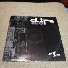 Discos de vinilo: CLIPS-SLEEPING IN MY CAR. MAXI. Lote 194621315