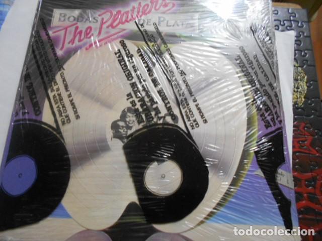 THE PLATTERS-BODAS DE PLATA--PRECINTADO (Música - Discos - LP Vinilo - Funk, Soul y Black Music)