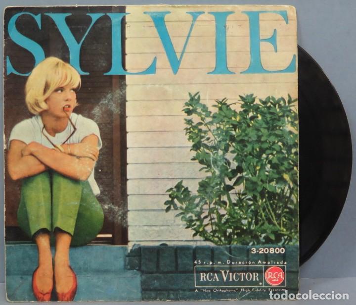 EP. SYLVIE VARTAN. LA MAS BELLA DEL BAILE + 3 (Música - Discos de Vinilo - EPs - Canción Francesa e Italiana)