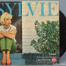 Discos de vinilo: EP. SYLVIE VARTAN. LA MAS BELLA DEL BAILE + 3. Lote 194621645
