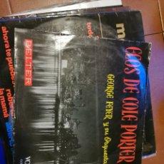 Discos de vinilo: DISCO VINILO GEORGE BAKER Y SU ORQUESTA ECOS DE COLE PORTER. Lote 194621726