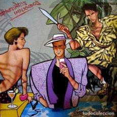 Discos de vinilo: PRESUNTOS IMPLICADOS- MISS CIRCUITOS - MAXI-SINGLE SPAIN 1984. Lote 194622156
