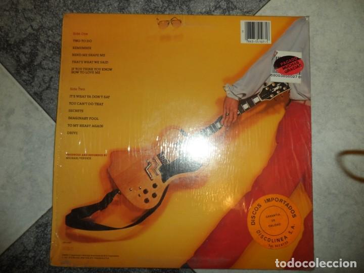 Discos de vinilo: BOB WELCH TWO TO DO - Foto 3 - 194622263