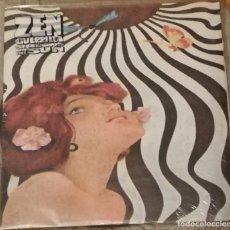 Discos de vinilo: ZEN GUERRILLA. SHADOWS ON THE SUN . Lote 194622911
