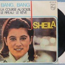 Discos de vinilo: EP. SHEILA. BANG BANG + 3 . Lote 194622930