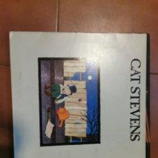 Discos de vinilo: DISCO VINILO CAT STEVENS TEASER AND THE FIRECAT. Lote 194623220