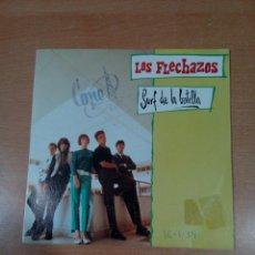Discos de vinilo: LOS FLECHAZOS - SURF DE LA BOTELLA - CALLEJEAR - PROMOCIONAL - BUEN ESTADO - LEER - VER FOTOS . Lote 194623283