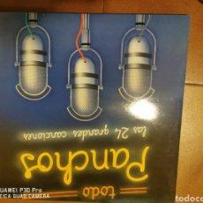 Discos de vinilo: LP DOBLE TODO PANCHOS LAS 24 GRANDES CANCIONES. Lote 194623600