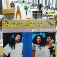 Discos de vinilo: POINTER SISTERS JUMP (FOR MY LOVE). Lote 194623757