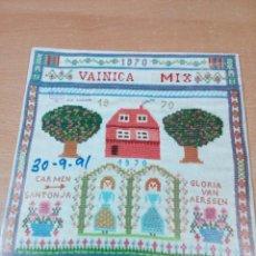 Discos de vinilo: VAINICA DOBLE - VAINICA MIX - PROMOCIONAL - BUEN ESTADO - LEER - VER FOTOS . Lote 194624248