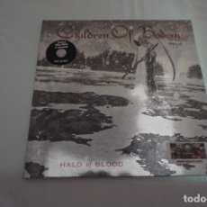 Discos de vinilo: (LP-NUEVO PRECINTADO) / CHILDREN OF BODOM ‎– HALO OF BLOOD. Lote 194624566