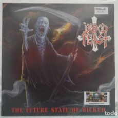 Discos de vinilo: (LP-NUEVO PRECINTADO) / BLOOD FEAST ‎– THE FUTURE STATE OF WICKED. Lote 194624946