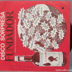Discos de vinilo: EP. JOTAS NAVARRAS. DISCO FUNDADOR. Lote 194625180