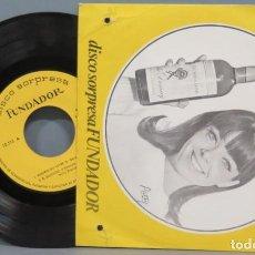 Discos de vinilo: EP. MOURIR OU VIVRE. FUNDADOR. Lote 194625271
