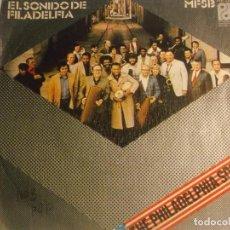 Discos de vinilo: MFSB-EL SONIDO DE FILADELFIA. Lote 194626040