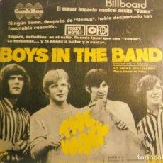 Discos de vinilo: THE WAKE-BOYS IN THE BAND. Lote 194627123