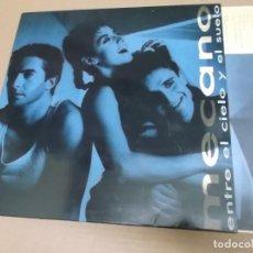 Discos de vinilo: MECANO (LP) ENTRE EL CIELO Y EL SUELO AÑO – 1986 – ENCARTE CON LETRAS. Lote 194627697