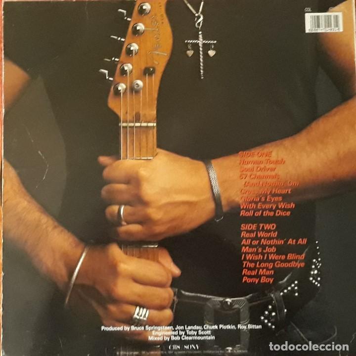 Discos de vinilo: BRUCE SPRINGSTEEN - HUMAN TOUCH - Foto 2 - 194612653