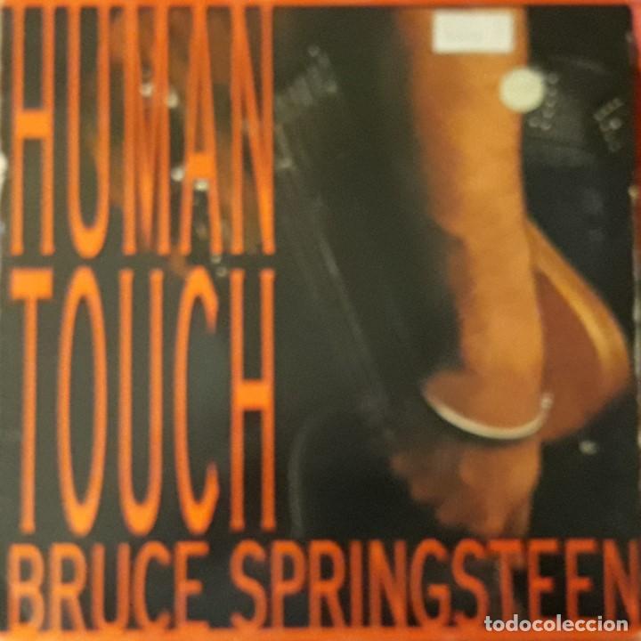 BRUCE SPRINGSTEEN - HUMAN TOUCH (Música - Discos - LP Vinilo - Pop - Rock - New Wave Extranjero de los 80)