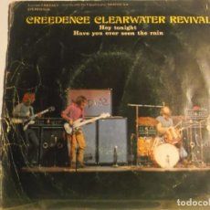 Discos de vinilo: CREEDENCE CLEARWATER REVIVAL-HEY TONIGHT. Lote 194628063