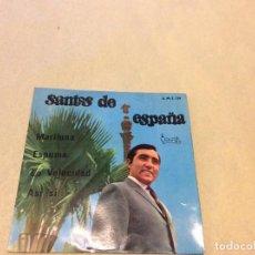Discos de vinilo: SANTOS DE ESPAÑA . Lote 194628608