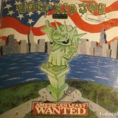 Discos de vinilo: UGLY KID JOE-AMERICA´S LEAST VANTED-ORIGINAL ESPAÑOL-CONTIENE ENCARTE. Lote 194628742