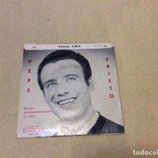 Discos de vinilo: PEPE PRIETO . Lote 194628898