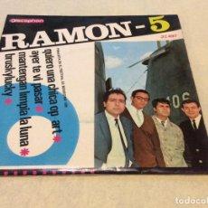 Discos de vinilo: RAMON-5 - BUEN ESTADO , VER FOTO . Lote 194629765