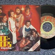 Discos de vinilo: POP TOPS - MAMY BLUE / LOVE MOTION. SINGLE EDITADO POR ARIOLA. AÑO 1.971. Lote 194629846