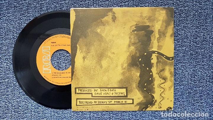 Discos de vinilo: Pigbag - Papa´s got a brand new pigbag / The back side. Editado por RCA. año 1.981. Discoteca - Foto 2 - 194630450