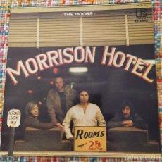 Discos de vinilo: DOORS MORRISON HOTEL. Lote 194631593