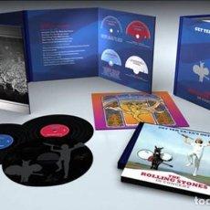 Discos de vinilo: R30 - THE ROLLING STONES. GET YER YA-YA'S OUT. ED. 40 ANIVERSARIO NUEVO PRECINTADO. Lote 194632232