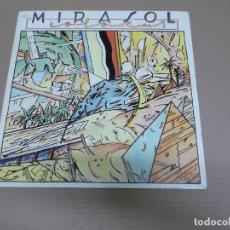 Discos de vinilo: MIRASOL COLORES (LP) MIRASOL COLORES AÑO – 1978 – PORTADA ABIERTA - PROMOCIONAL. Lote 194634046