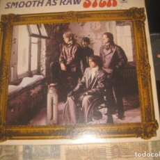 Discos de vinilo: SMOOTH AS RAW SILK (ABC- 1969 ) DOBLE CARPETA OG USA SICODELIA. Lote 194634486