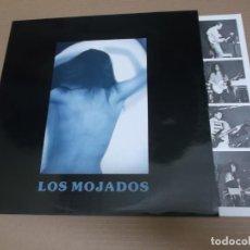 Discos de vinilo: LOS MOJADOS (LP) CICLO DRIVE 1149 AÑO – 1990 – HOJA CON CREDITOS. Lote 194635112