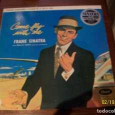 Discos de vinilo: FRANK SINATRA- COME FLY WITH ME. Lote 194635495