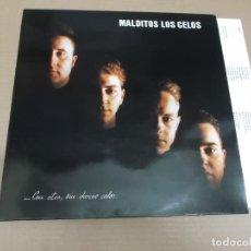 Discos de vinilo: MALDITOS LOS CELOS (LP) …CON OTRO SIN DARME CELOS… AÑO – 1994 – HOJA CON LETRAS. Lote 194635507