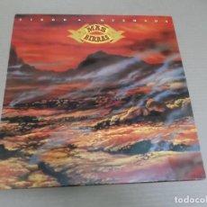 Discos de vinilo: MAS BIRRAS (LP) TIERRA QUEMADA AÑO – 1992. Lote 194635733