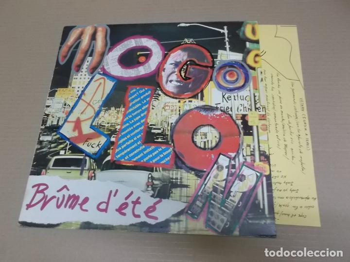 MOGOLLON (MAXI) BRUME D'ETE +3 TRACKS AÑO – 1982 – HOJA CON LETRAS (Música - Discos de Vinilo - Maxi Singles - Grupos Españoles de los 70 y 80)