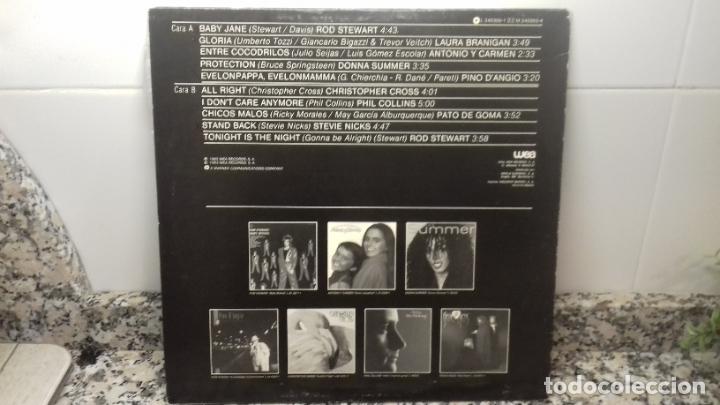 Discos de vinilo: LO MEJOR DE WEA. VERSIONES ORIJINALES - Foto 2 - 194636652
