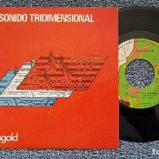 Discos de vinilo: RHEINGOLD - SONIDO TRIDIMENSIONAL / RÍO. SINGLE EDITADO POR EMI ODEON. AÑO 1.980. Lote 194636965