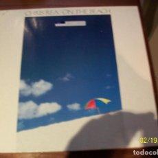 Discos de vinilo: CHRIS REA-ON THE BEACH. Lote 194637261