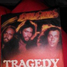 Discos de vinilo: BEE GEES. TRAGEDY. Lote 194637386