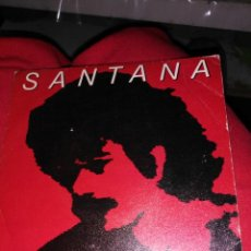 Discos de vinilo: SANTANA. TE QUIERO MUCHO, DEMASIADO. Lote 194637543