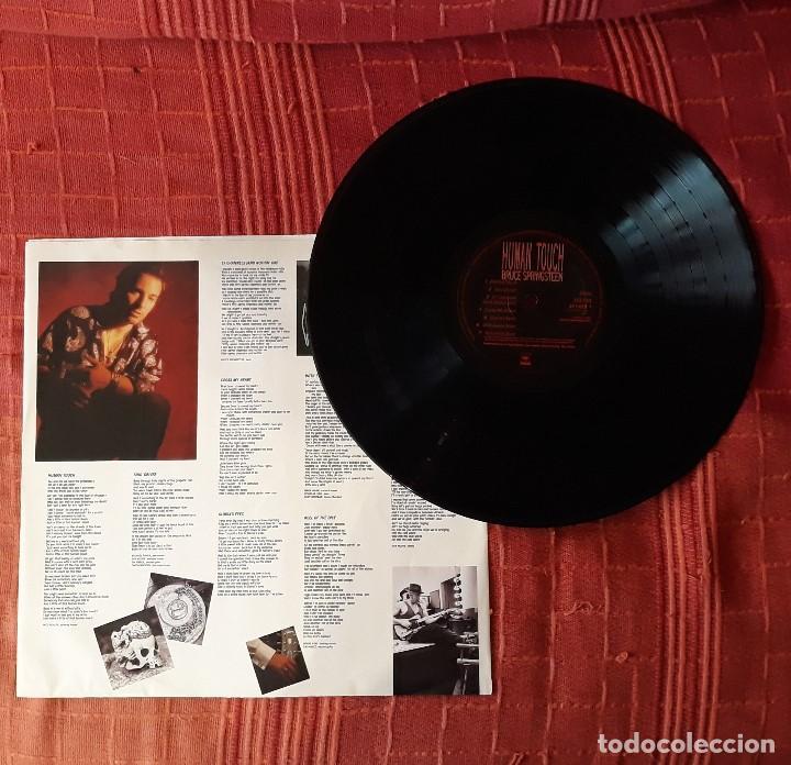 Discos de vinilo: BRUCE SPRINGSTEEN - HUMAN TOUCH - Foto 3 - 194612653