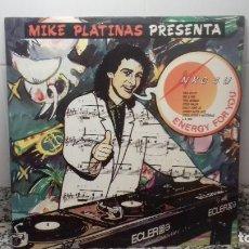 Discos de vinilo: MIKE PLATINAS PRESENTA. Lote 205872043