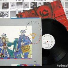 Discos de vinilo: CABARET VOLTAIRE – THE CRACKDOWN - VINILO. Lote 194639196